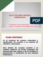 3 El Plan Contable en El Peru