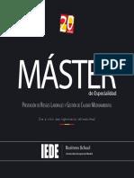 Master PRL y GCM 2015_Feb25