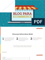 eBook Blog Para Ecommerce