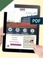KHDA - Dubai College 2015 2016