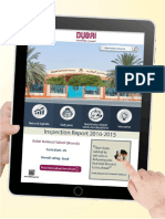 KHDA - Dubai National School Branch 2015 2016