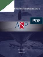 Chinese Nuclear Modernization