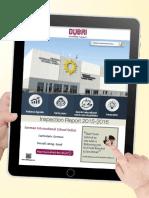 KHDA - German International School Dubai 2015 2016