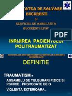 1. Ingrijirea Pacientului Politraumatizat