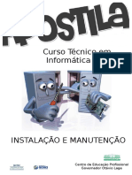 Apostila - Instalação e Manutenção