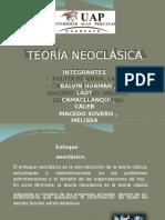 Teoria Neoclasica de La Administración Ppt