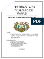 Informe Ingenieria de Proceso