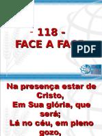 118 - FACE A FACE