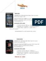 Catalogo Nokia