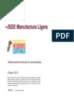 Estrategia Manufactura Ligera