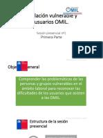 Presentacion Módulo 1 - Vulnerabilidad en Chile