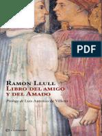 El Libro Del Amigo y Del Amado - Ramon Llull