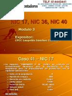 Modulo+3+Casos+NICs+17+36+40+Club+de+Contadores