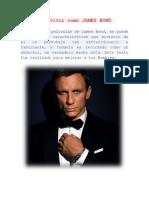 Aprende a Vivir Como James Bond