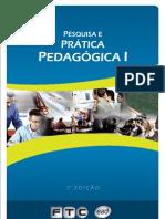 Licenciatura em Biologia - Pesquisa Prática e Pedagógica - Biologia I