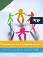 Educacion Para La Ciudadania Global