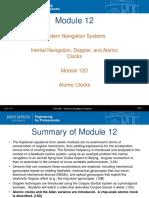 Module 12D