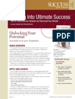 Tapping Into Ultimate Success Summary