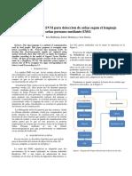 Implementacion de SVM para reconocimiento de letras