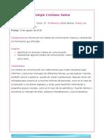 Documento Johan Panssa Medios de Comunicación