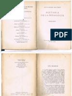 Dilthey, Wilhelm - Historia de La Pedagogía