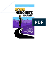 The Action Heroines Journey, Monomyth Remixed 2016