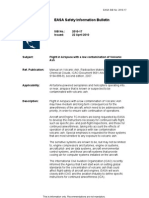 Easa Safety Information Bulletin