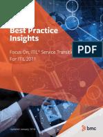 ITil best practice