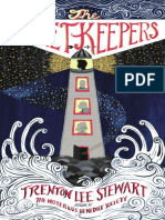 The Secret Keepers by Trenton Lee Stewart (excerpt)