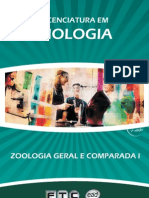 Licenciatura em Biologia - ZoologiaI
