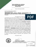 Casacion de ex consejeros de Oscorima of 3584 2016 s Sppcs