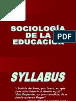 sociologadelaeducacin-111017102156-phpapp01.ppt