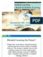 PR_Blended Learning - A Recipe for Rapid & amp; Robust Training_Paul Schneider_GeoLearning_43pg