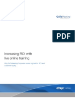 RP_Increasing ROI With Live OnLine Training_Why GoToMeeting Corporate Scores Highest for ROI and Customer Loyalty_06pg
