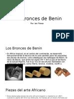 Los Bronces de Benin
