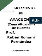 59088908 Ayacucho Uywakunapa Raymin