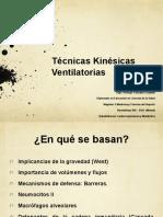 TTKK ventilatorias