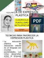 Tecnica de Expresion Plastica