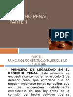 Presentacion 2a. Clase Der Penal Juicio de Faltas