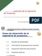 Capítulo 1 - Estudios de Factibilidad Ing Proyectos