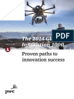 The 2014 Global Innovation 1000 Media Report