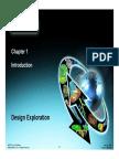ANSYS Chap. 1 Desing Exploration