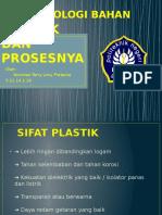 Plastik Dan Prosesnya