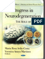 Progress in Neurodegeneration-The Role of Metals