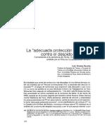 Adecuada Protección contra el despido arbitrario.pdf