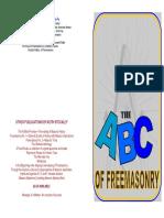 The ABC of Freemasonery - Keith Stockley