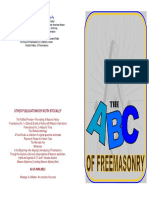 The ABC of Freemasonery - Keith Stockley