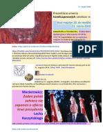 TERRORYSTA KACZYNSKI PDO376 FO von Stefan Kosiewski 29.12.2010 ZR CANTO DCCXXXII boska triada dystychami w dekadach ZECh 20160817 Magazyn Europejski SOWA
