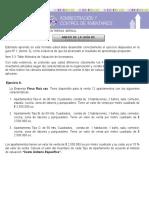 Metodo Lifo y Fifo Actividad 1