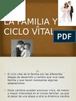 La Familia y Su Ciclo Vital Platica Prematrimonial